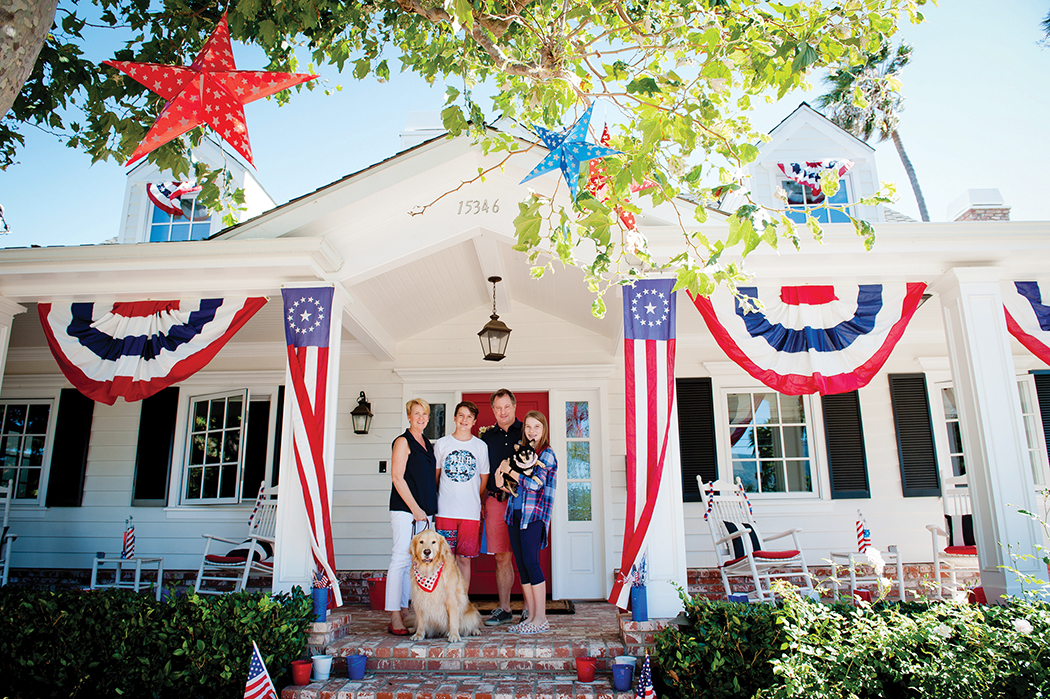 Hassetts Nab First Place With Palisades Fourth Of July Decorations Palisades News